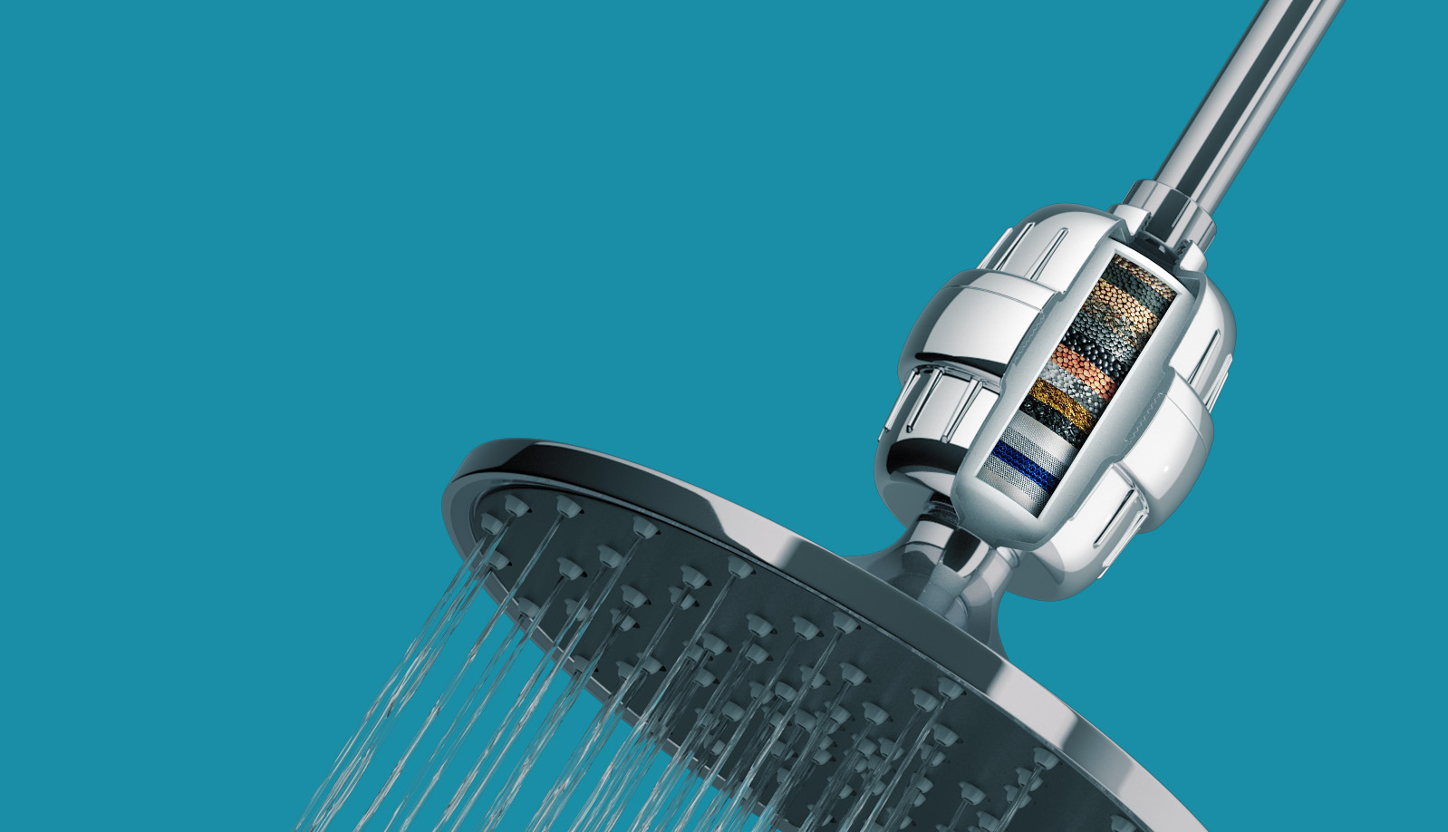 15 Stage Shower Water Filter